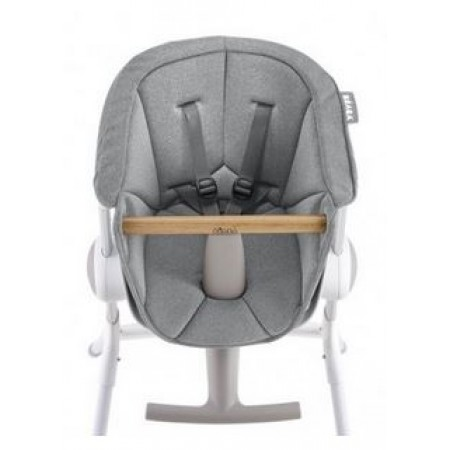 Assise gris pour Chaise-haute Béaba up and down