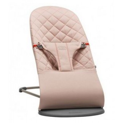 Transat Balance Bliss Cotton Babybjorn Vieux Rose